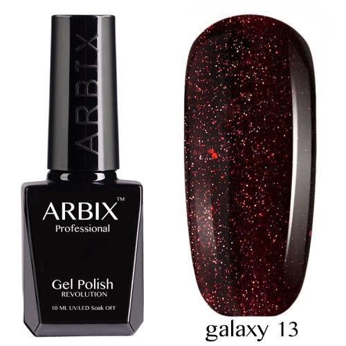 Гель-лак Arbix Galaxy 10 мл юпитер 13