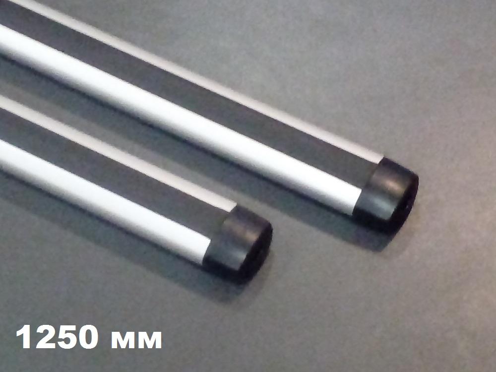 Дуги багажные, аэродинамические 50 мм, Евродеталь - 1250 мм, артикул  ED7-025A