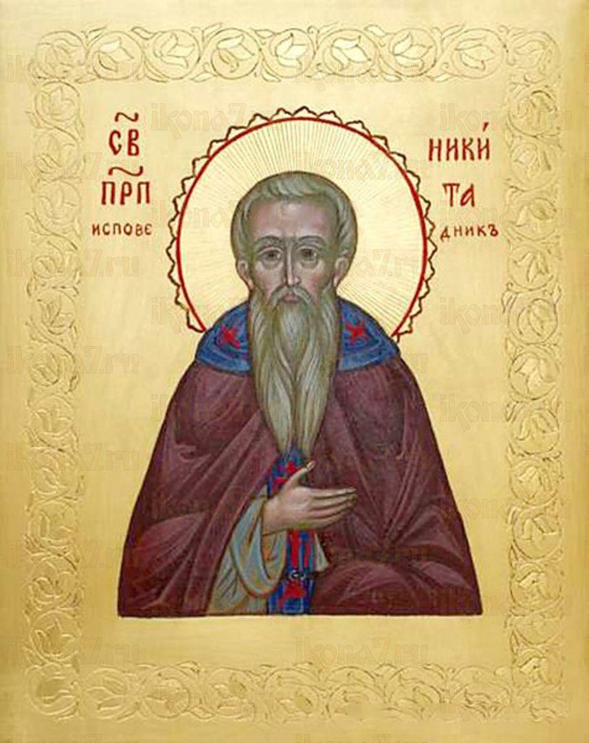 Икона Никита Мидикийский преподобный