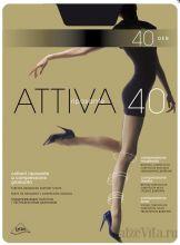 Колготки Omsa Attiva 40 den nero черный