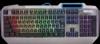 Проводная игровая клавиатура Wizard GK-230DL RU,RGB подсветка, 9 режимов