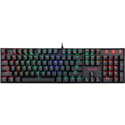 НОВИНКА. Механическая клавиатура Mitra RU,RGB, Full Anti-Ghosting