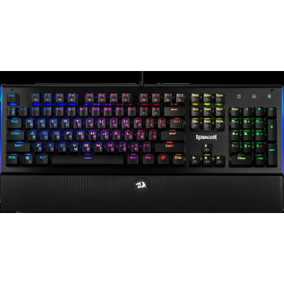 НОВИНКА. Механическая клавиатура Aryaman RU,RGB,подставка