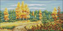 Феникс Колибри. Осенние Степи. А3 (набор 1375 рублей)