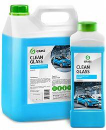 Очиститель стекол Grass Clean Glass 5кг цена, купить в Челябинске/Автохимия и автокосметика