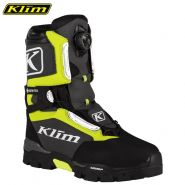 Ботинки Klim Klutch Gore-Tex, Серо-жёлтые