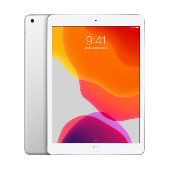 Apple iPad 10.2 Wi-Fi 32 ГБ Серебристый