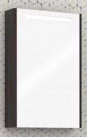 Зеркальный шкаф Акватон Сильва 50 дуб макиато 1A215502SIW5L