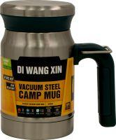 Термос-кружка для напитков Camp Mug 620 мл стальная