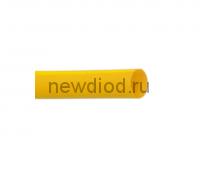 Трубка ТУТ 12/6 желтая IN HOME