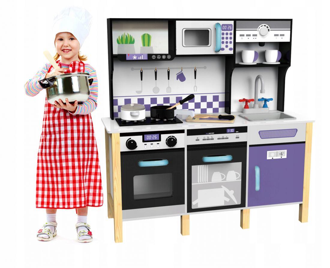 Большая деревянная кухня для детей 3XL