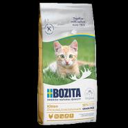 BOZITA Kitten Grain Free Chicken Сухой корм для котят, беременных и кормящих кошек (с курицей), 10кг