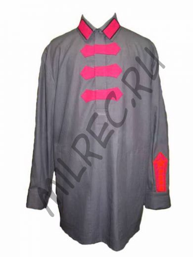 Гимнастерка (рубаха) летняя, образца 1922 года (реплика) под заказ