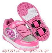 Роликовые кроссовки Heelys Plus X2 Lighted 100011