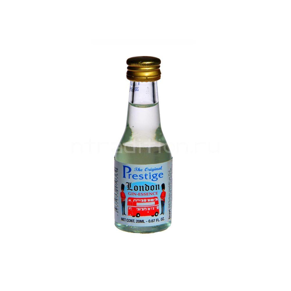 "English London Gin Essence, 20 мл (эссенция для самогона ""Лондон Джин"")"