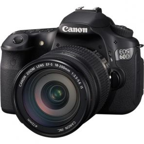 Canon EOS 60D Kit 18-200mm f/3.5-5.6 IS