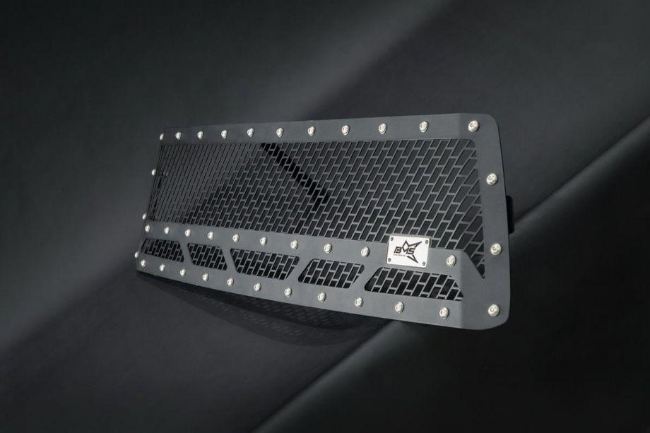 Решетка радиатора BMS Тойота Тундра 2013-2017 V2 3-е поколение