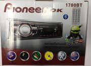 1780BT Магнитола PioneeirOK +USB+AUX+Радио+BT
