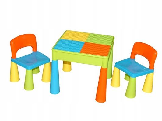Детский комплект мебели Tega baby Mamut