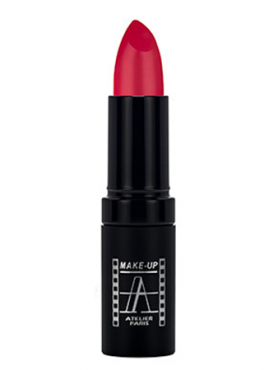 "Make-Up Atelier Paris Cristal Lipstick B102 Помада ""Кристалл"" красная жемчужина"