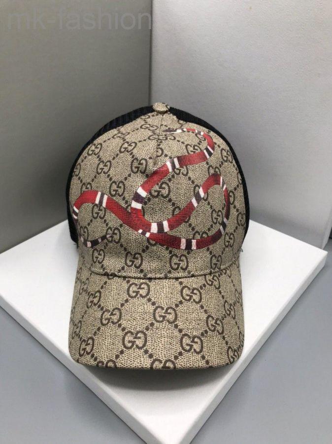 Бейсболка Gucci змея