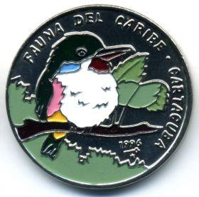 Куба 1 песо 1996