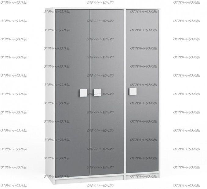Шкаф трехдверный Легенда Л-08 (106х45х166)