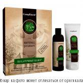 Compliment Под.набор №1063 Natural Product (Шампунь Козье молоко 250мл+Бальзам-маска 200мл), шт