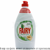 """FAIRY Нежные руки.Средство для мытья посуды """"Чайное дерево и Мята"""" 450мл, шт"""