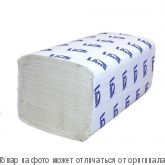 Полотенце V укладка (для диспенсеров) 250л, размер листа 23х23 25мкр бел.Морис, шт