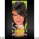 ФИОНА-Creative Kolor.Краска для волос 8.1 (Пепельный), шт