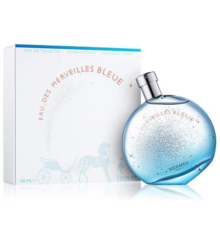 Туалетная вода Hermes Eau Des Merveilles Bleue 100 мл