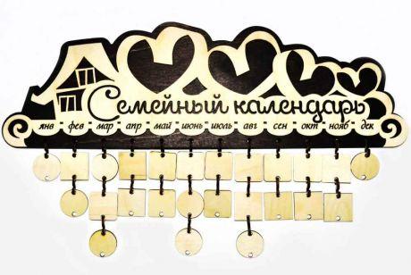 Семейный календарь дней рождений