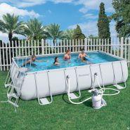 Каркасный бассейн Bestway 56466 5.49х2.74х1.22 м.