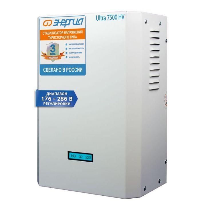Стабилизатор Энергия Ultrа 7500 HV