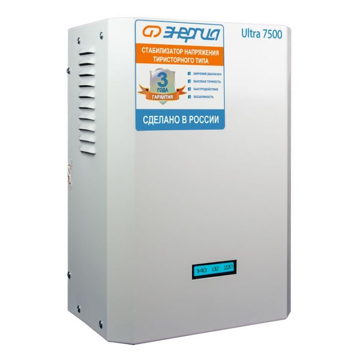 Стабилизатор Энергия Ultra 7500