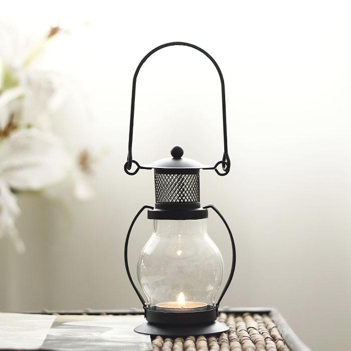 Подсвечник Керосиновая Лампа со сменной свечой