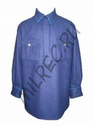 Гимнастерка (рубаха) суконная для комначсостава ВВС обр. 1935 г.,  реплика  (под заказ)