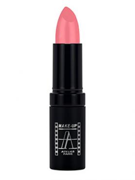 "Make-Up Atelier Paris Cristal Lipstick B40 Помада ""Кристалл"" насыщенный розовый"