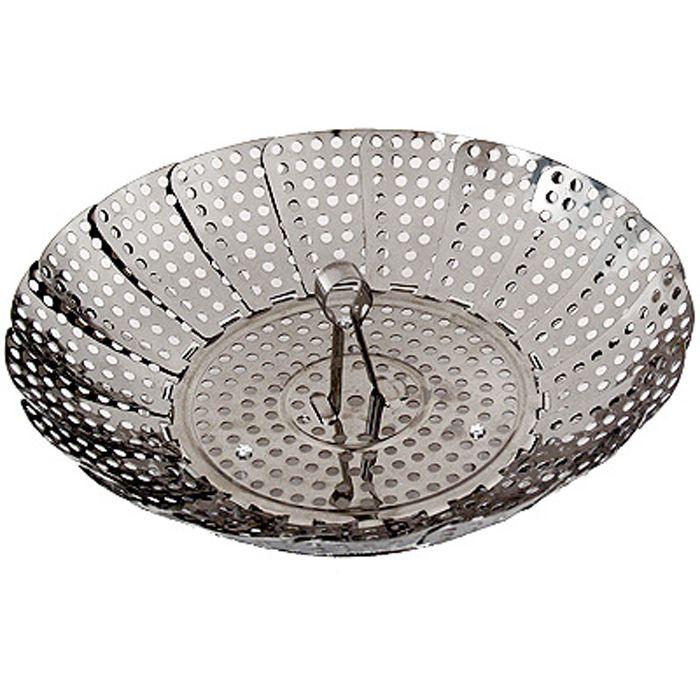 Пароварка-ваза металлическая