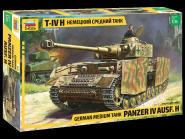 """3620 Немецкий средний танк """"T-IV H"""""""