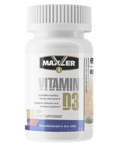 Maxler - Vitamin D3