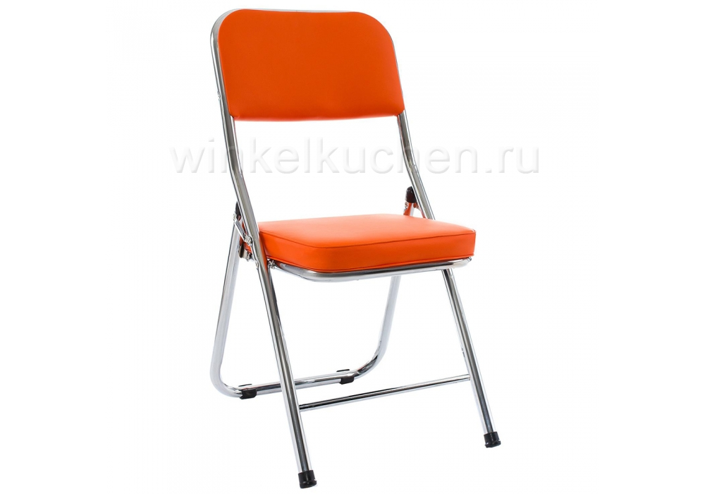 Стул Стул Chair раскладной оранжевый