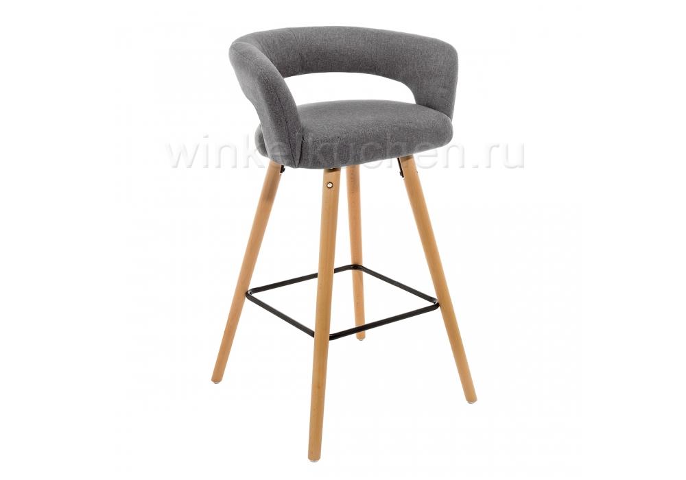 Барный стул Mars серый