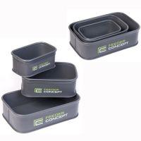 Емкости для прикормки Feeder Concept EVA 3 шт 01 набор