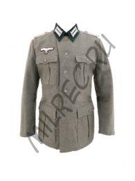 Китель офицерский образца 1936 года (Feldbluse fur offizier M36),  реплика (под заказ)