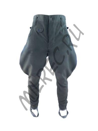 Бриджи офицерские М40 габардиновые (Stiefelhose fur Offizier),  реплика (под заказ)