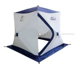 Палатка зимняя Следопыт Куб 2,1х2,1м PF-TW-05