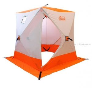 Палатка зимняя Следопыт Куб 2,1х2,1м PF-TW-06