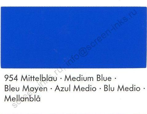 Краска Marabu Tampastar TPR 954 Medium Blue 1 л.